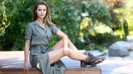 Биография: Ирем Хельваджиоглу / Irem Helvacioglu – турецкая актриса