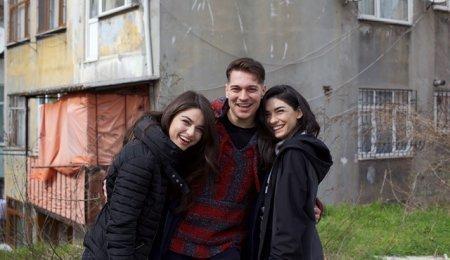 Турецкий сериал: Защитник / The Protector / Hakan: Muhafiz (2018)