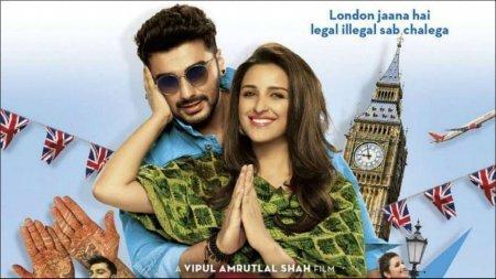 Индийский фильм: Здравствуй, Англия /  Namastey England (2018)