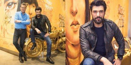 Интервью Энгина Акюрека для газеты Hurriyet