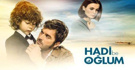 Турецкий фильм: Давай, сынок / Hadi Be Oglum (2018)