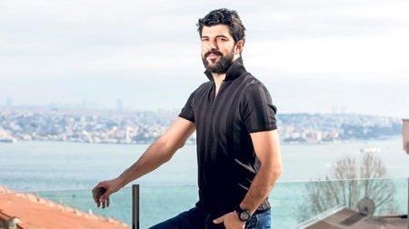 Интервью Энгина Акюрека для газеты Milliyet