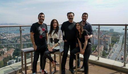 Турецкий сериал: Моя большая семья / Kocaman Ailem (2018)