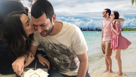 Мурат Йылдырым отпраздновал день рождения на Мальдивах