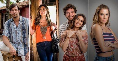 Бразильский сериал: Второе солнце / Segundo Sol (2018)