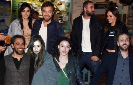 Неслихан Атагюль устроила сюрприз для Кадира Догулу