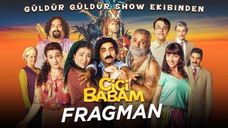 Турецкий фильм: Отчим / Cici Babam (2018)