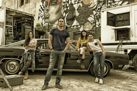 Netflix снимает новый сериал в Мексике