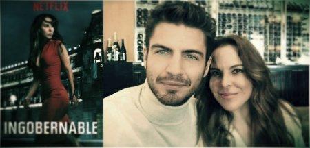 Макси Иглесиас и Кейт дель Кастильо встретились в Лос-Анджелесе