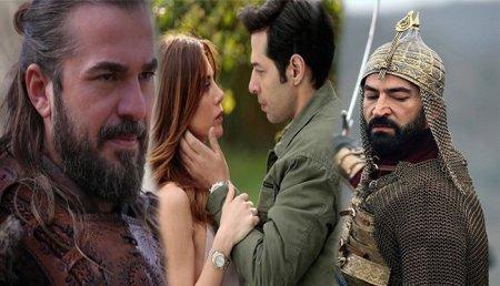Самые освещаемые турецкие сериалы в апреле