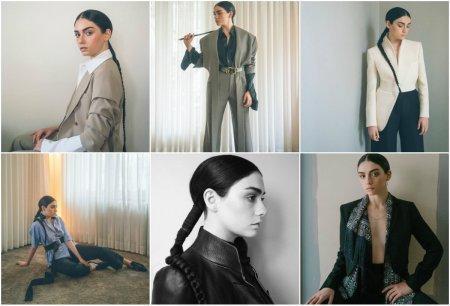 Хазар Эргючлю: Благодаря психологу я стала актрисой