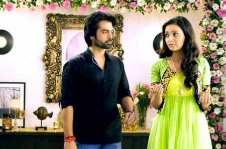 Индийский сериал: Два сердца, одна судьба / Do Dil Bandhe Ek Dori Se (2013)