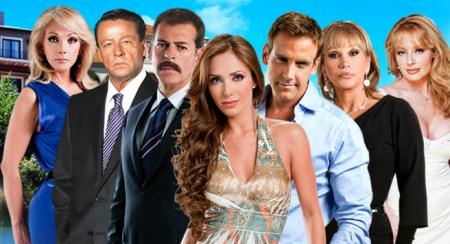 Мексиканский сериал: Два дома / Dos Hogares (2011)