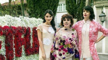 Вероника Кастро в новом сериале «Цветочный дом»