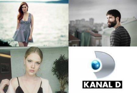"""Kanal D отказался от сериала """"Босфорская рапсодия"""""""