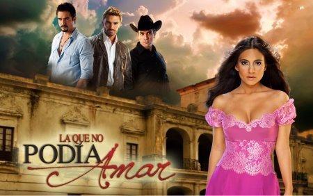 Мексиканский сериал: Та, что не может любить /  La que no podía amar (2011)