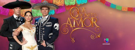 Мексиканский сериал: Как прекрасна любовь / Que bonito amor (2012)