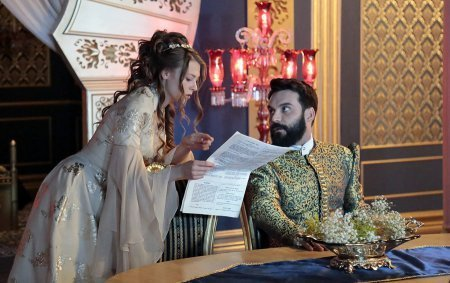 Султан моего сердца / Kalbimin Sultani – 1 серия, описание и фото