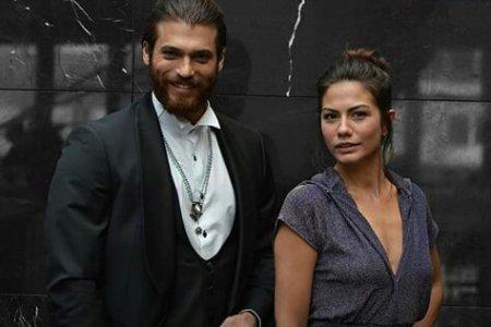 Джан Яман и Демет Оздемир дали большое интервью каналу NTV