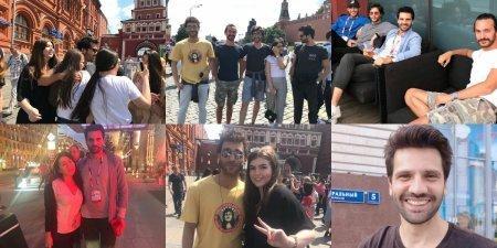 Турецкие звезды в Москве
