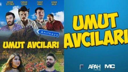 Турецкий фильм: Охотники за надеждой / Umut Avcilari (2018)