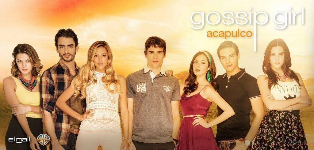 Meksikanskij Serial Spletnica Akapulko Gossip Girl Acapulco