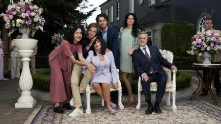 Цветочный дом – первые снимки из сериала