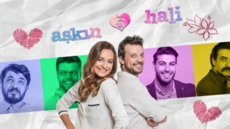 Турецкий фильм: 5 видов любви / Askin 5 Hali (2016)