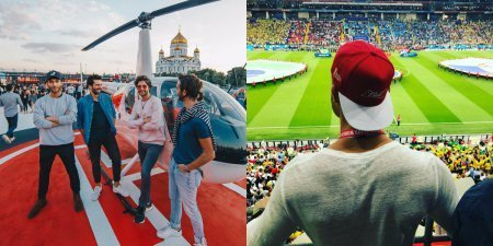 Турецкие звезды устроили фурор в Москве