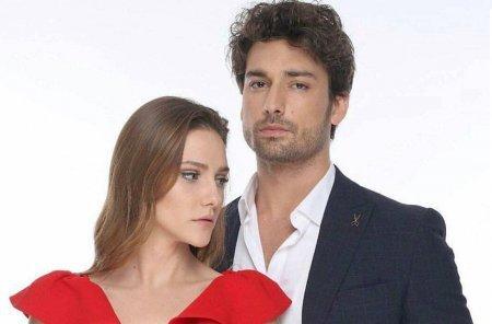 Турецкий сериал: Не отпускай мою руку / Elimi Birakma (2018)