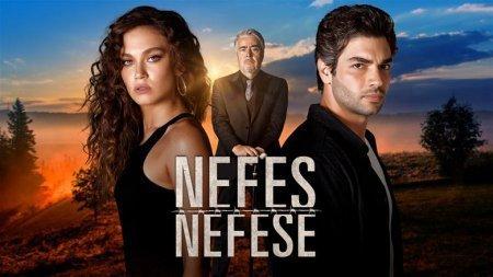 Турецкий сериал: Затаив дыхание / Nefes Nefese (2018)