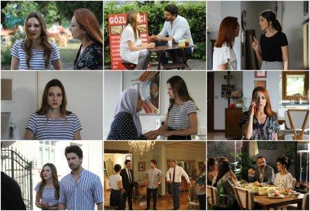 Не отпускай мою руку / Elimi Birakma – 3 серия, описание и фото