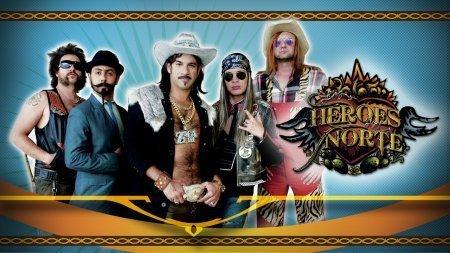 Мексиканский сериал: Герои севера / Los heroes del norte (2010)