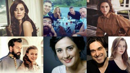 Новости из мира турецких сериалов 5.08.2018