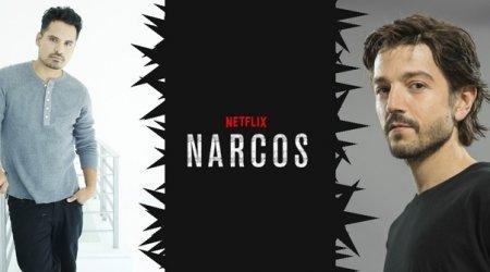 Наркотрафиканты: Диего Луна и Михаэль Пенья новые герои сериала