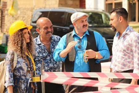 Турецкий фильм: Метеорит / Goktasi (2018)