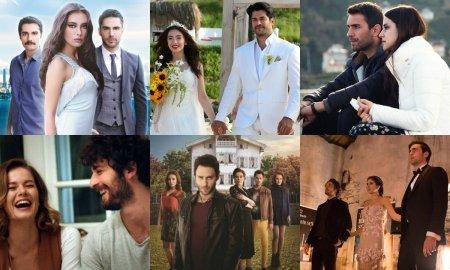 Турецкие сериалы о любви