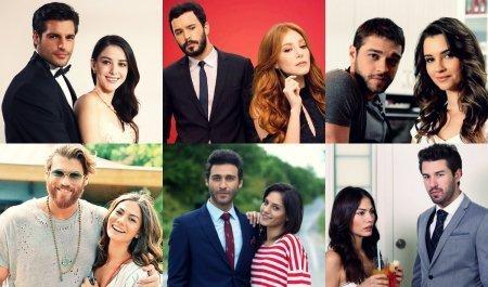 Турецкие сериалы - романтическая комедия