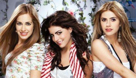 Колумбийский сериал: Плохие девчонки / Ninas Mal (2010)