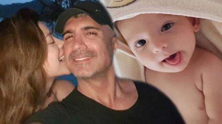 Озджан Дениз и его семья