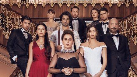 Турецкий сериал: Госпожа Фазилет и ее дочери / Fazilet Hanim ve Kizlari (2017)