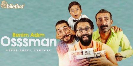 Турецкий фильм: Мое имя Осссман / Benim Adim Osssman (2018)