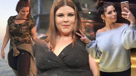 Пелин Озтекин: В 2013 году я весила 150 килограмм