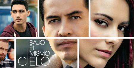 Мексиканский сериал: Под одним небом/ Bajo el mismo cielo (2015)