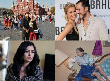Новости из мира турецких сериалов 9.09.2018