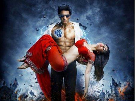 Индийский фильм: Случайный доступ / Ra.One (2011)