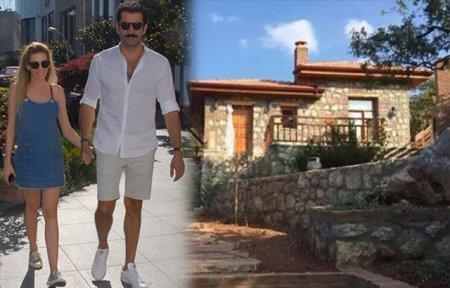 Кенан Имирзалыоглу присмотрел каменный дом