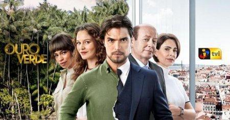 Португальский сериал: Зеленое золото / Ouro Verde (2017)
