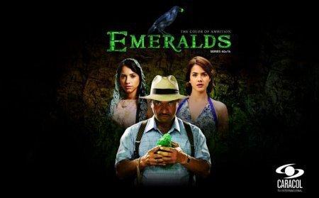 Колумбийский сериал: Проклятые изумруды / Esmeraldas (2015)
