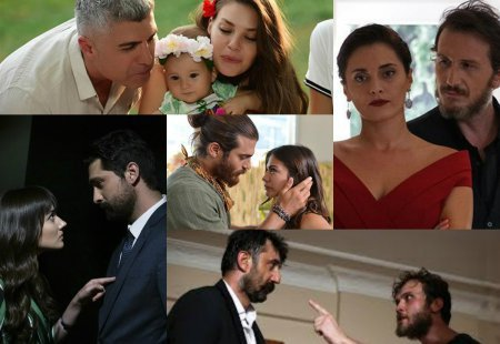 Самые освещаемые турецкие сериалы в сентябре 2018